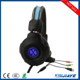 Factory Price 3.5mm LED Glowing Stereo Gaming Headset with Mic for PC Gamer