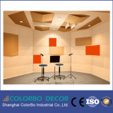 Sound Insulation Polyester Fiber Acoustic Wall Board