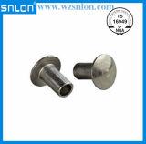 Round Head Semi Tubular Rivet for Auto Parts