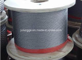 Steel Wire Rope, Galvnized Steel Wire Rope 6*7+FC