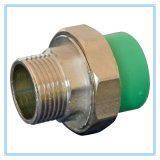 PPR Male Adapter Type Fitting for Building Materials