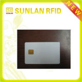 Contact Chip PVC Smart Card with Sle4428 / Hico Magnetic Strip for Payment