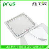 Side-Emitting Ultra Thin 12W LED Panel Light Square Shape
