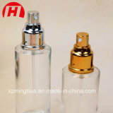 Cosmetic Body Oil Lotion Pump Glass Bottle