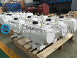 Valve Operating Pneumatic Actuators with Limit Switch Box