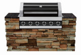 Outdoor Bull BBQ Islands Kits Built in Grill