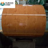 Wooden Color Steel Sheet for Building Material Made in China Factory PPGI