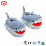 Shark Stuffed Warm Shoes Plush Soft CE Custom Slippers