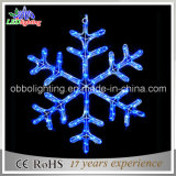 Christmas Flashing Light up LED Big Snowflake Light for Night