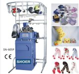 3.5inch Plain Socks Knitting Machine with CE & ISO