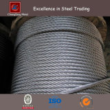 Left-Hand Ordinary Lay (LHOL) Wire Rope (CZ-W38)