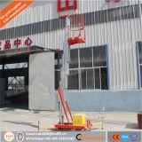 Single Mast Hydraulic Aluminium Alloy Residential Elevator Price