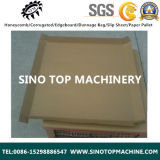 Brown or White Paper Pallet Slip Sheet for Push Pull Attachent