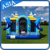 Outdoor Inflatable Sea World Bouncer for Rental