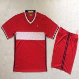 2016-2017 Season Chicago Red Soccer Jersey Kit