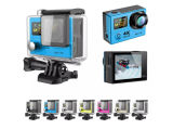 4k 10fps HD 170 Degree Gopro Style Sport Action DVR Camera with WiFi Control