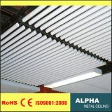 Aluminum Metal False Suspended O Shape Pipe Baffle Ceiling