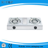 Good Quality 2burner S/S Panel Gas Stove