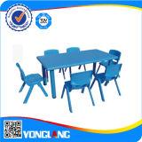 Kids Plastic Table Furniture Indoor Playground (YL6101)