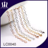 Fashion Jewelry Metal Gold Chain Necklace for Men