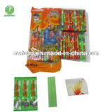 4.5g 24PCS Big Plastic Tray Tattoo Bubble Gum in Polybag