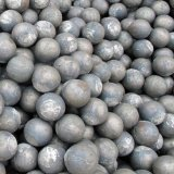 High Impact Value Low Chrome Casting Steel Balls