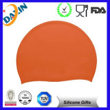 Hot Selling New Colorful Silicone Swimming Cap