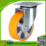 Industrial Medium Duty PU Aluminum Core Wheel Caster