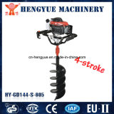 4 Strokrs Gasoline Ground Drill Earth Auger