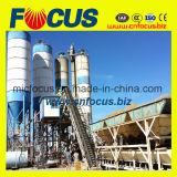 Belt Conveyor 120cbm/H Concrete Batching Plant