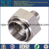 China Supplier Custom High Precision Stainless Steel Pipe Connection