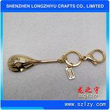 Chinese Pipa Metal Keyring Customized Shaped Keychain Wholesale
