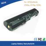 Genuine 6 Cells Battery for HP Elitebook 2560p, 2570p, Sx06