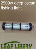 Deep Sea Fishing Boat Light, Commercial Squid Fishing Gear 2500W