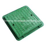 No Recovery Value Plastic Manhole Cover A15 with Screw