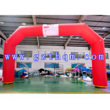 Outdoor Race Inflatable Arch/Promotion Inflatable Arch
