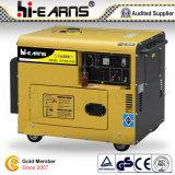 5kw Portable Diesel Engine Power Generator Set