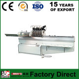 Zx604 Semi Automatic Saddle Book Stitch Binding Machine