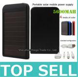 Solar Battery 5600mAh Mobile Phone Solar Power Bank