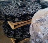 Excavator Dozer Undercarriage Parts Lubricated Sealed Track Chain, Crawler Links