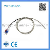 Wzp-035 PT100 Temperature Sensor with Stainless Shielding Cable