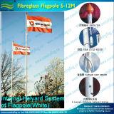 12 Meter Flag Pole Fiberglass Pole for Banner Flags (M-NF31P05002)
