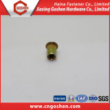 Yellow Zinc-Plated Carbon Steel Rivet Nut