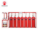 FM 200 Fire Extinguishing System, Hfc227ea Gas System with Factory Price