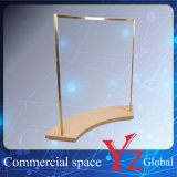 Display Stand (YZ161810) Display Rack Stainless Steel Display Shelf Hanger Rack Exhibition Rack Promotion Rack