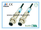 M12 Cylindrical Type Photoelectric Switch Sensor Metal Housing NPN Nc