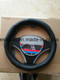 Anti-Slip PVC Car Steering Wheel Cover with Top Quality
