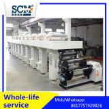 High Speed Computerized Gravure Printing Press