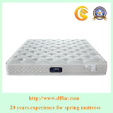 Pocketed Spring Mattress with Pillow Top King Size Bedroom Set
