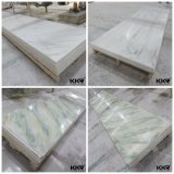 """Corian Slab 30"""" X 36"""" Marbled Color Solid Surface"""